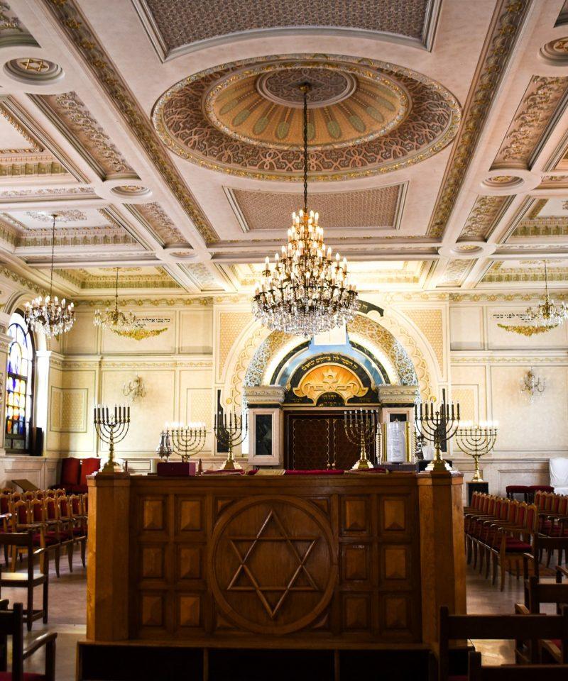 JEWISH HERITAGE TOUR FROM CASABLANCA