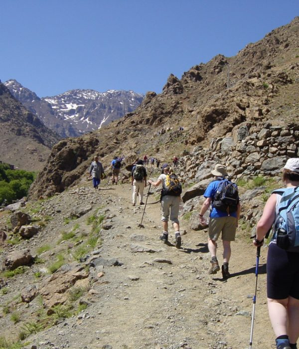 mountain hiking morocco tour