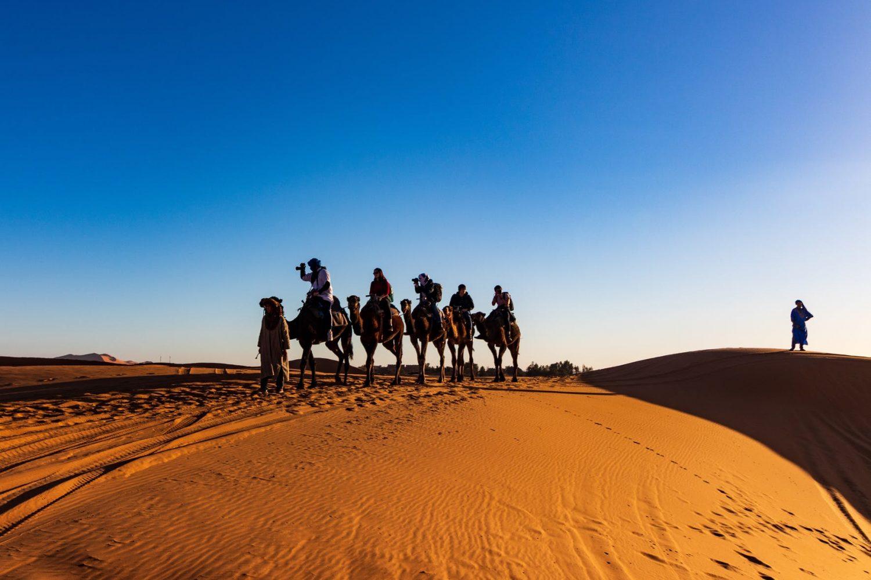morocco tours merzouga kamel trekking