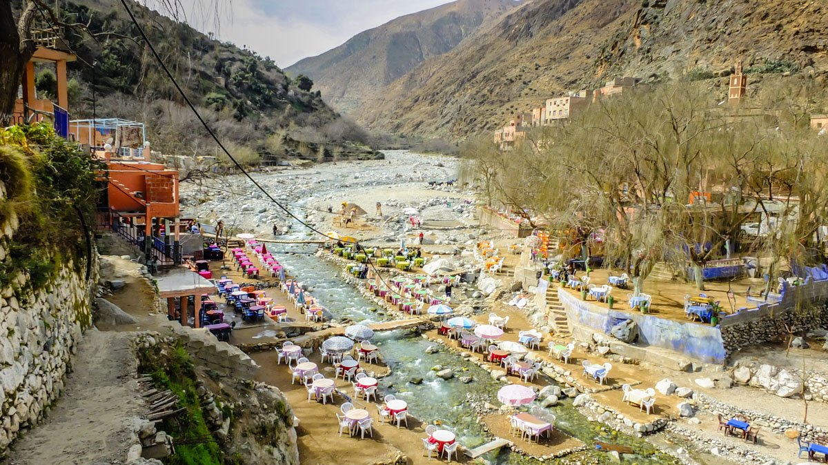 stti fadma OURIKA VALLEY one day trip from marrakech (1)