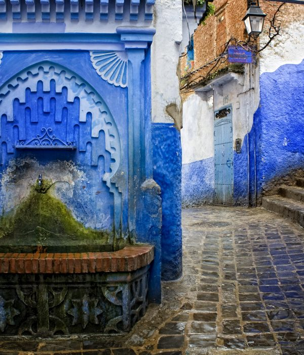 day trip from fez to chefchaouen