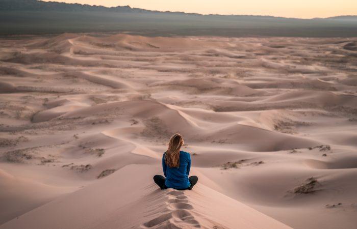 yoga desert merzouga tour