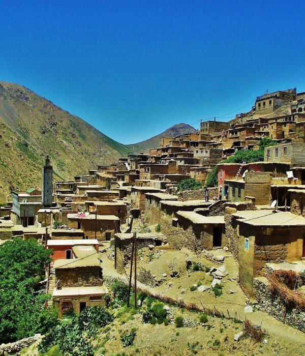 berber village from marrakech tour