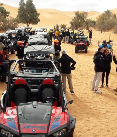 Quad Moha Bokbot Merzouga desert